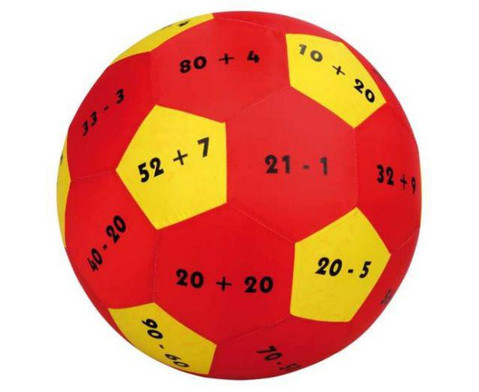 Lernspielball Zahlenraum 100