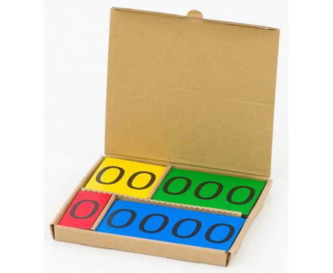 Betzold Magnetische Stellenwertkarten