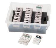 Grundschul-Taschenrechner-Set