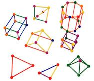Geometrie-Steckbaukasten