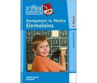 LÜK-Heft Kompetent in Mathe: Einmaleins - 2. Klasse