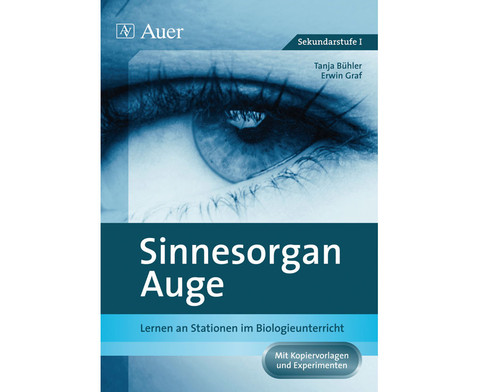 Stationentraining - Sinnesorgan Auge - betzold.ch