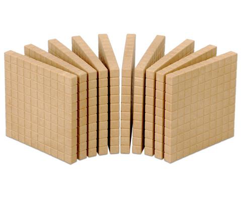 RE-WOOD erw Zehnersystemsatz 131 Teile  in Stapelbox-4