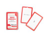 Addition/Subtraktion - Kartensatz für den Magsichen Zylinder