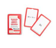 Addition/Subtraktion - Kartensatz für den Magischen Zylinder