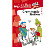 miniLÜK-Heft: Grammatikstation 1./2. Klasse