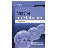 Mathe an Stationen - Spezial Grundrechenarten - Klasse 5-6