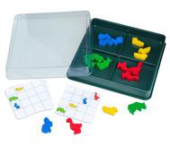 Lernbox: Jede Farbe hat seinen Platz, Tiere