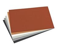 Schulset Tonpapier, Set 3, Braun-, Grautöne