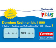 Rechen-Domino - Rechnen im Zahlenraum bis 1000