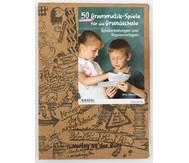 50 Grammatik-Spiele für die Grundschule - Klasse 2-4