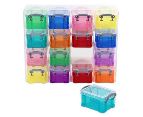 16 bunte Sortierboxen im Transparentschuber-3