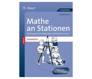 Mathe an Stationen - Spezial Geometrie - Klasse 3.-4.