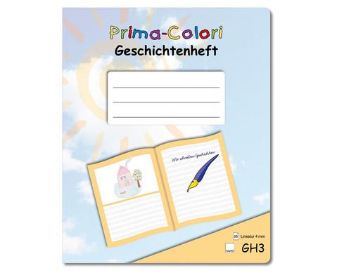 Prima-Colori Geschichtenhefte 5er-Sets-9