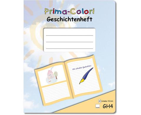 Prima-Colori Geschichtenhefte 5er-Sets-7