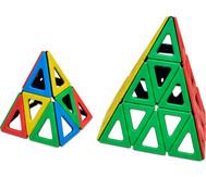 Magnetic Polydron - Gleichschenklige Dreiecke