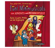 CD: Minimusicals, Spielzeit ca. 70 min.