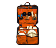 Percussions-Tasche mit 24 Instrumenten