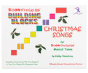 Building Blocks Christmas Songs Buch fuer Boomwhackers-1