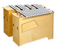 Sonor Grossbass-Metallophon GBMP1+GBMP2