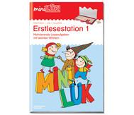 miniLÜK-Heft: Erstlesestation 1
