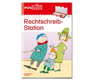 miniLÜK-Heft: Rechtschreibstation 4. Klasse