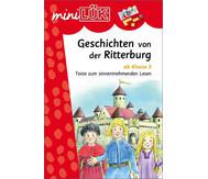 miniLÜK-Heft: Geschichte von der Ritterburg