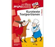 miniLÜK - Kurztexte, Textportionen: Sachtexte-Lesestation