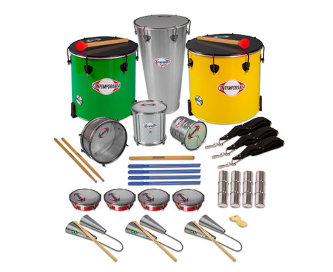 Samba-Set mit 18 Instrumenten-1
