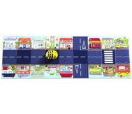 Bee-Bot Strassen-Spielfeld