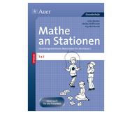 Mathe an Stationen - Spezial 1x1 - Klasse 2