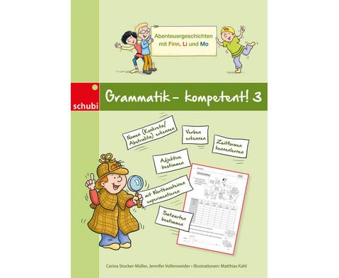 Grammatik - kompetent! 3 - betzold.ch