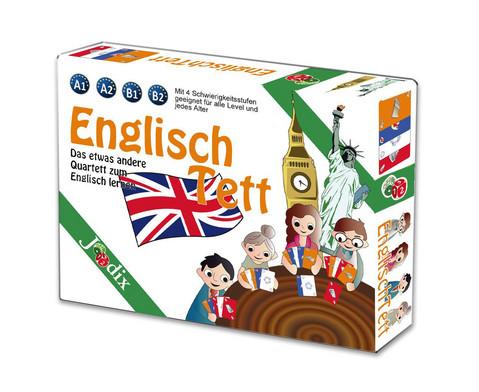 Englisch Tett-1