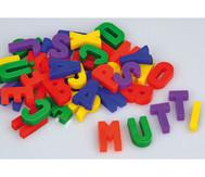 Magnetbuchstaben, gross, 48 Stück