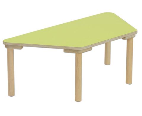 Trapez Tisch Hoehe 40 cm