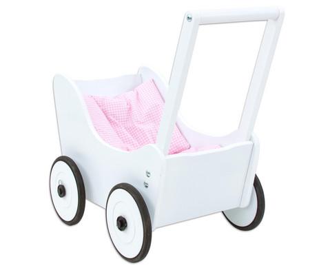 Puppenwagen inkl Bettwaesche-6