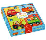 Mein Erstes Puzzle, Fahrzeuge