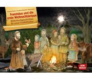 12 Bildkarten – Franziskus und die erste Weihnachtskrippe