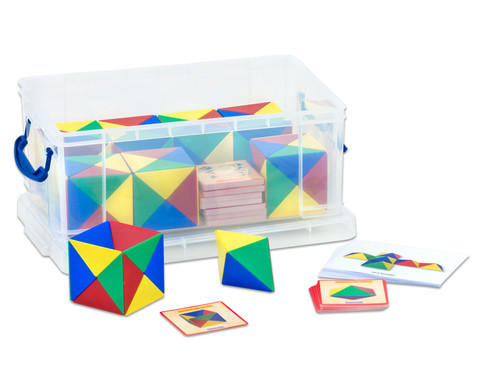 Betzold Geometriebausatz mit Box