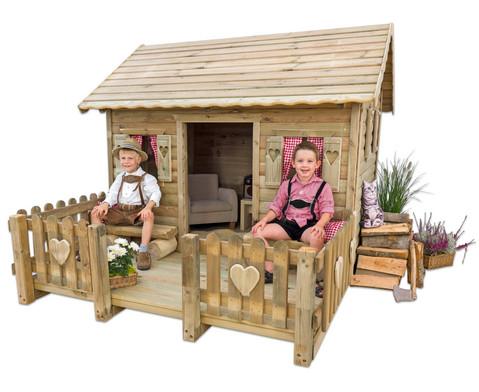 BETZOLD Spielhaus Huettengaudi-2