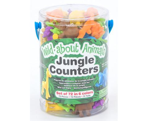 Dschungel-Rechentiere 72-tlg-2