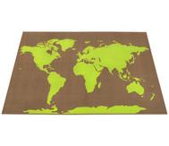 """Spielteppich """"World"""""""