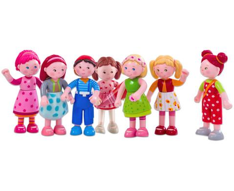 Little-Friends Biegepuppen 7tlg