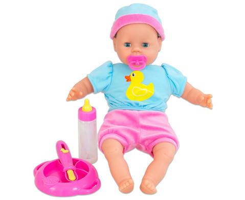 Babypuppe Laura mit Zubehoer