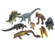 Dinosaurier-Tiere Set, 8-tlg