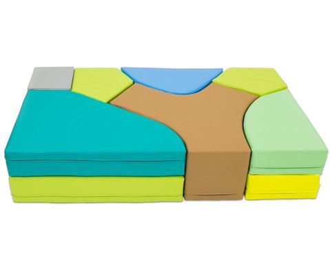 Bausteinsatz Baumpuzzle klein