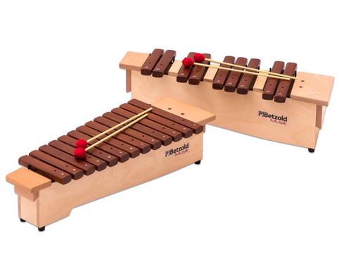Betzold Musik chromatisches Sopran-Xylophon