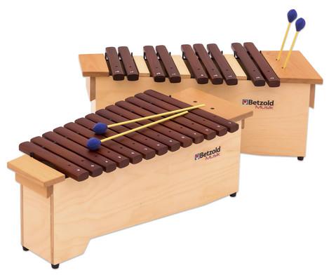 Betzold Musik chromatisches Alt-Xylophon