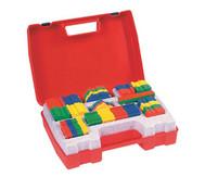 Polydron Gruppensatz im Koffer