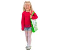 Grüne Tasche Hochformat DIN A4